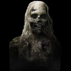 tee shirt femme zombie effrayante  sublimation