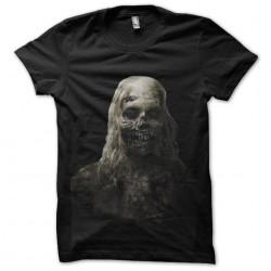 tee shirt femme zombie...