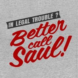 Tee Shirt  Better Call Saul Gris sublimation