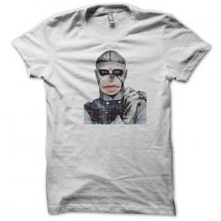 t-shirt rick genest white sublimation