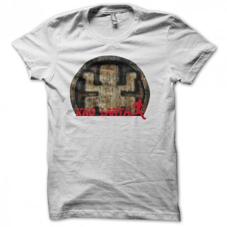 Kho lanta parody t-shirt running man white sublimation