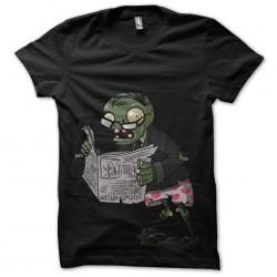 tee shirt Zombie et son...