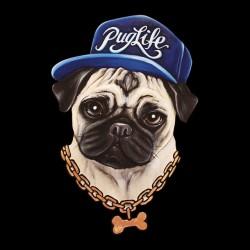 tee shirt Puglife sublimation