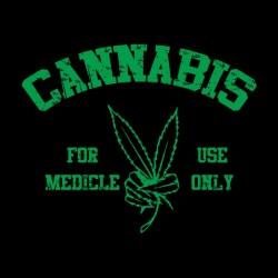 Cannabis for medicinal...