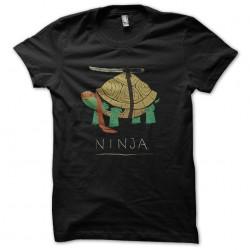 t-shirt Ninja turtles black...