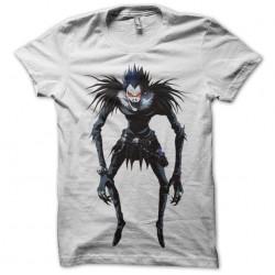 Death Note t-shirt Ryuk white sublimation