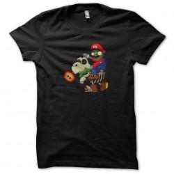 shirt mario zombie black...
