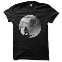 t-shirt wookie in the...