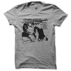 t-shirt sonic sleuth gray...