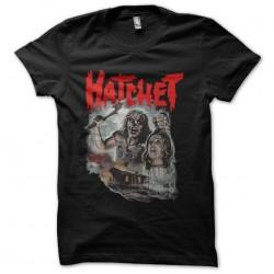 tee shirt hatchet  sublimation