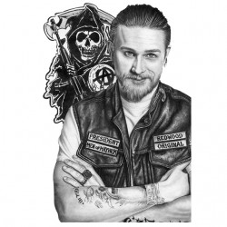 tee shirt jax teller sons...