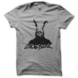 Donnie Darko countdown gray sublimation t-shirt