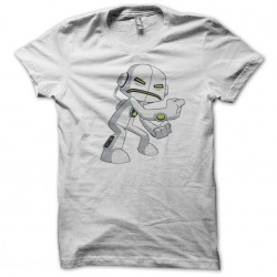 shirt Echo Alien Ben10 white sublimation