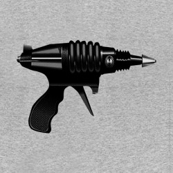 tee shirt Razor Guns gray sublimation