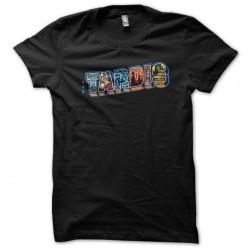 tee shirt The tardis dr who...