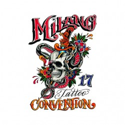tee shirt Milano tattoo...