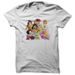 tee shirt princesses de...