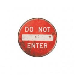Tee shirt Do Not Enter...