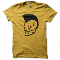 tee shirt punk skull...