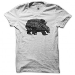 Happy bears t-shirt white...