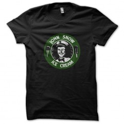 John Snow Ice Cream t-shirt...