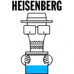Mr. heisenberg white...