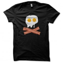 Tee Shirt Pirate Egg Bacon...