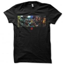 T-shirt Hero DOTA1 black...
