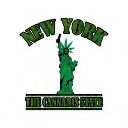 shirt The Cannabis state...