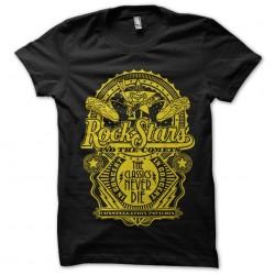 Rock Stars t-shirt abd the...