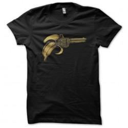 banana gun t-shirt black...