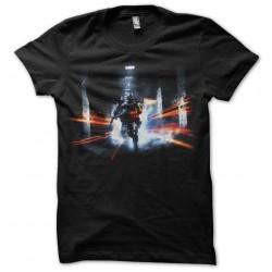 T-shirt BF3 Fan Art 01 black sublimation