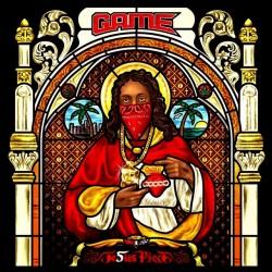 tee shirt jesus piece album de the game  sublimation