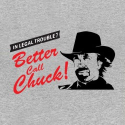 tee shirt better call chuck parodie better call saul gris sublimation