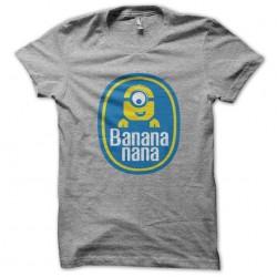 Banana minion gray...