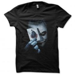 tee shirt joker carte...