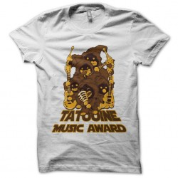 t-shirt tatooine music...