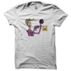 white sublimation t-shirt