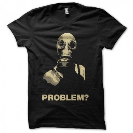 Tee shirt Borderlands problem  sublimation
