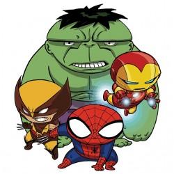 Team Avengers baby t-shirt...