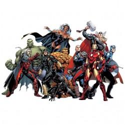 Avengers white sublimation...