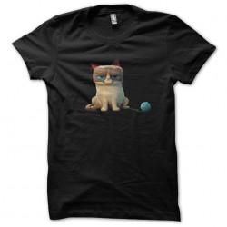 Grumpy Cat t-shirt black...