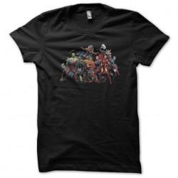 Avengers shirt black...