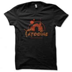 tee shirt Tatooine...