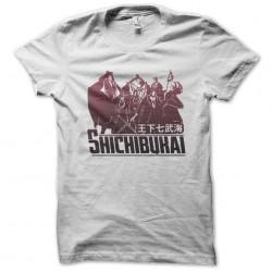 tee shirt shichibukai...
