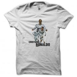 tee shirt cristiano ronaldo real madrid  sublimation