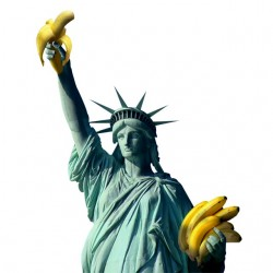 t-shirt Statue of liberty...
