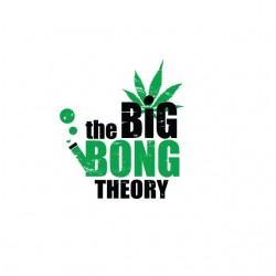tee shirt the big bong...