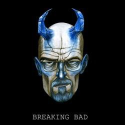tee shirt breaking bad heisenberg demoniaque  sublimation