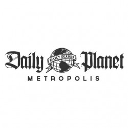 Tee shirt Daily planet...